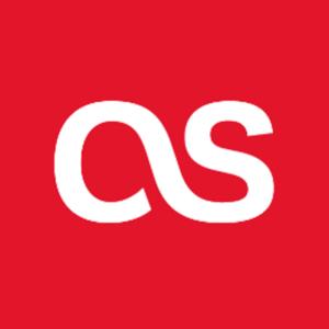 Last.fm scrobbling logo