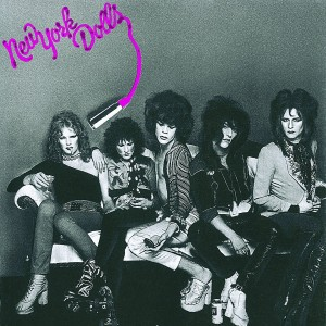 New York Dolls Self-Titled Album