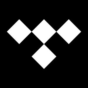 Tidal Music Streaming Logo