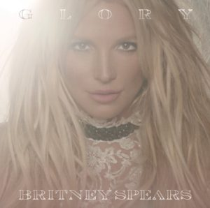 Britney Spears - Glory album cover